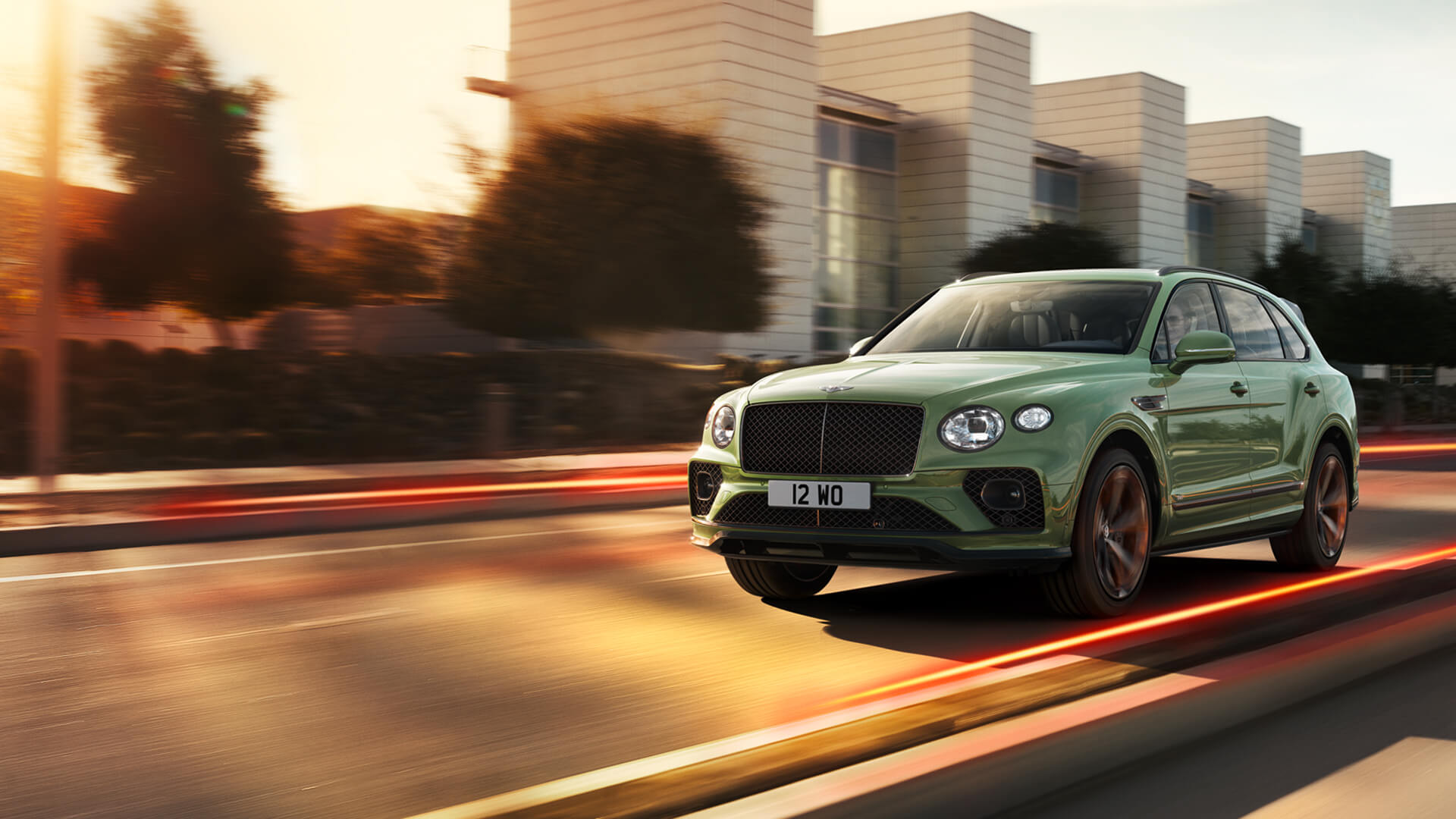 NEW BENTAYGA TOUR 2020
